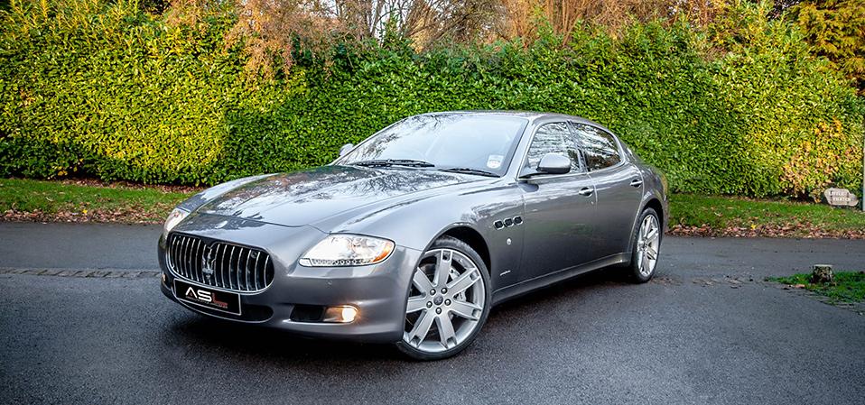 Maserati Quattro Porte Hire London Absolute Style Limos