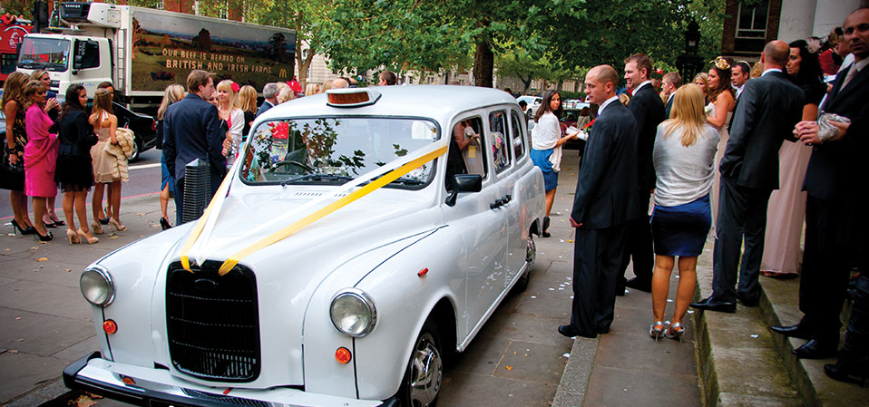 London_wedding_taxi