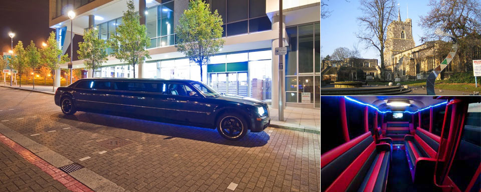 limo hire and wedding car hire watford