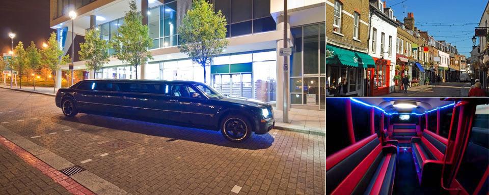 limo hire twickenham