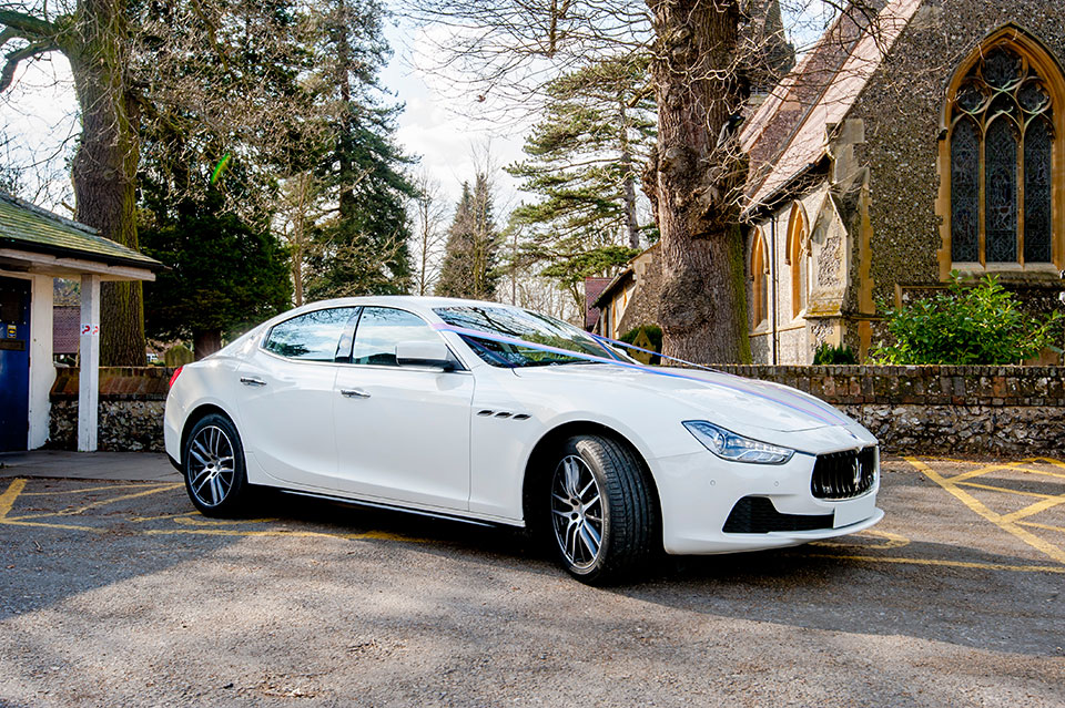 Luxury Car Hire Northampton